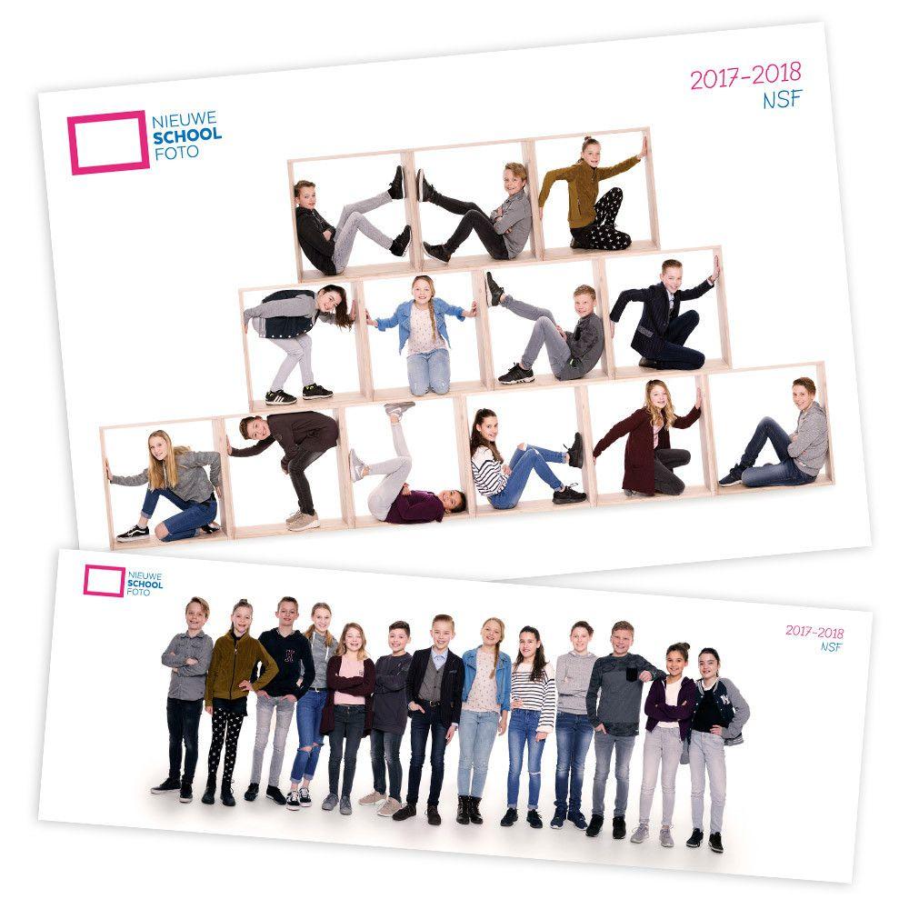 groepsfoto's